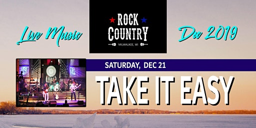 Take It Easy (Eagles Tribute) - Returns to Rock Country!
