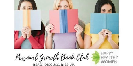 Personal Growth Book Club ~ DECEMBER Toronto West tickets