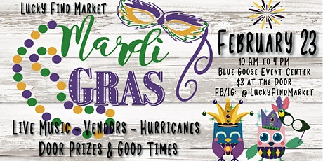 Mardi Gras tickets