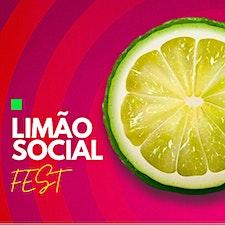 LIMÃO SOCIAL FEST ® logo