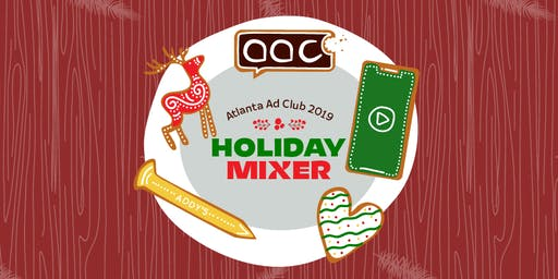 2019 Holiday Mixer