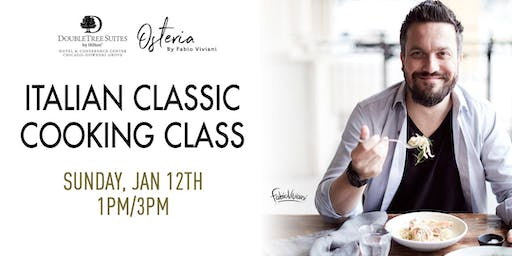 Cooking Class with Fabio Viviani