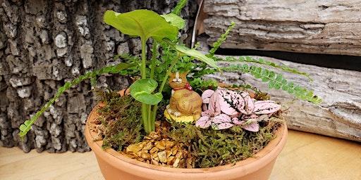 Kid's Mini Garden Party!