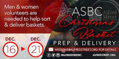 2019 Christmas Food Basket Registration (Non-Member) tickets