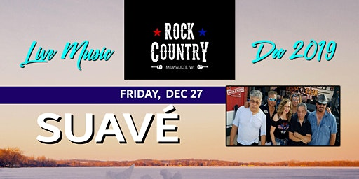 Suave at Rock Country!