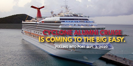 Cyclone Alumni Cruise tickets