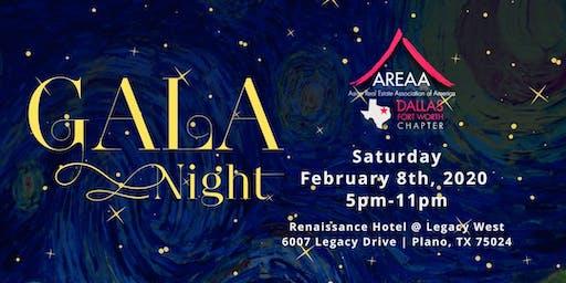 AREAA DFW 2020 Charity Gala Night