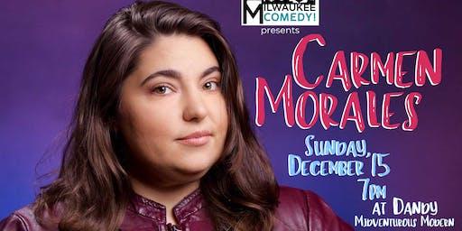 Carmen Morales Live In Milwaukee!!!