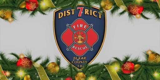 District 7 Fire & Rescue Recognition Ceremony and Christmas Party