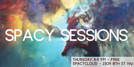 SPACY Sessions tickets