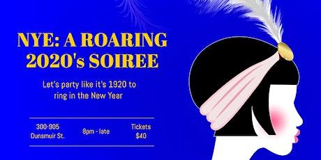 NYE: A ROARING 2020's SOIREE tickets