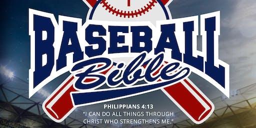 Baseball Bible Annual Dinner/Auction