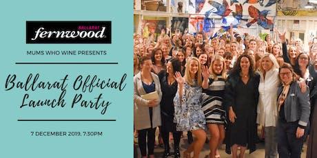 Ballarat Official Launch Party tickets