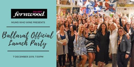 Ballarat Official Launch Party