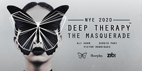 Deep Therapy NYE : The Masquerade tickets