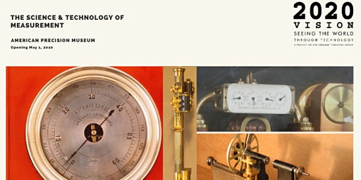 Exhibit Opening Reception:  the Science & Technology of Measurement