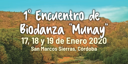 """Primer Encuentro de Biodanza """"Munay"""""""