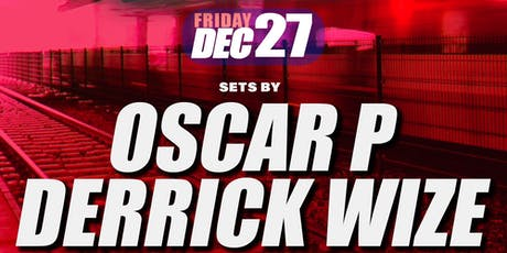The RED Line w/ Oscar P & Derrick Wize - Free w/ RSVP tickets