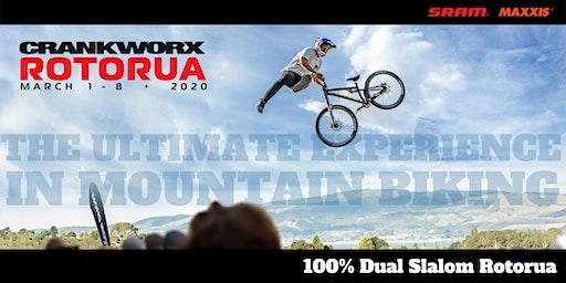 100% Dual Slalom Rotorua 2020