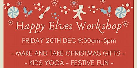 Happy Elves Workshop tickets