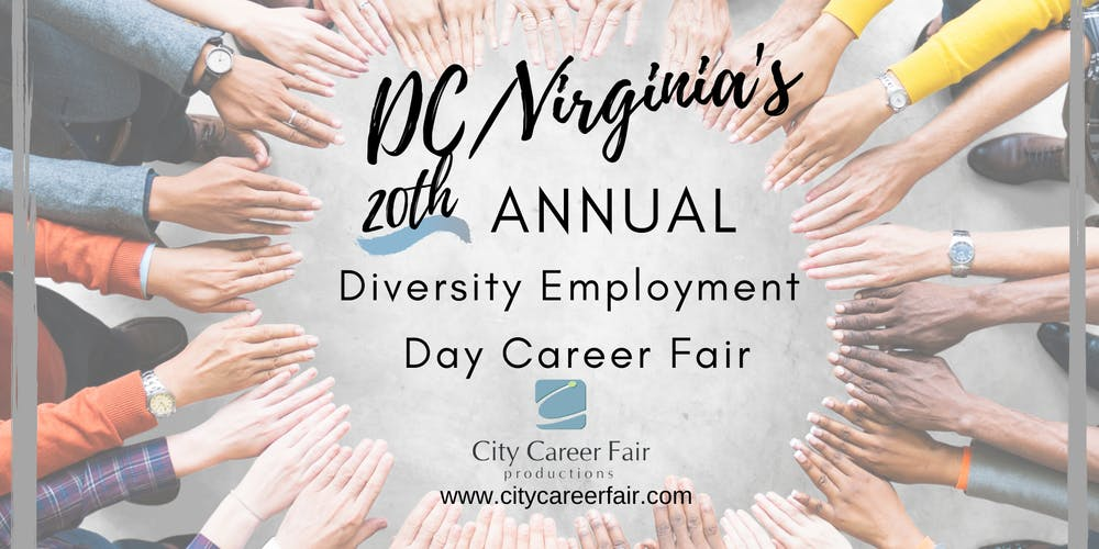 Prince Georges Science Fair 2020.Dc Virginia S 20th Annual Diversity Employment Day Career
