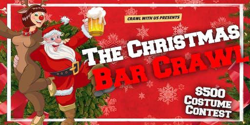 The Christmas Bar Crawl - Greenville