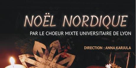 Concert Chorale - Noël Nordique billets