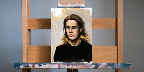 Alla Prima Portrait Painting Workshop tickets