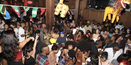 "Afro GoGo - ""The African Fiesta"" (Afrobeats & More) tickets"