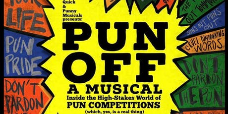 The Pun-Off with Matthew Patrick Davis and more tickets