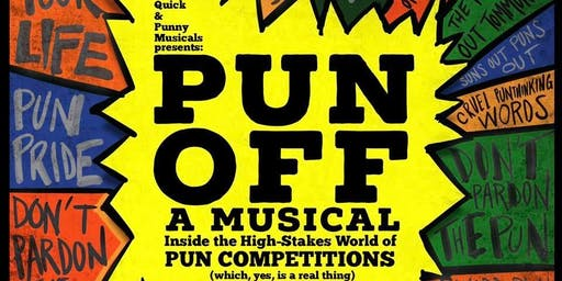 The Pun-Off with Matthew Patrick Davis and more