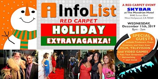 INFOLIST Red Carpet Holiday Extravaganza 2019!
