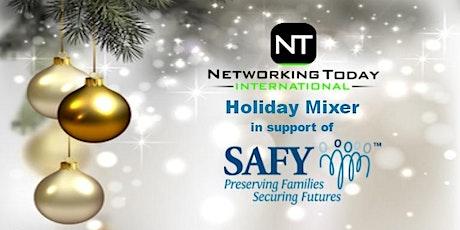 NTi Holiday Mixer tickets