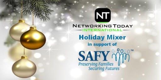NTi Holiday Mixer