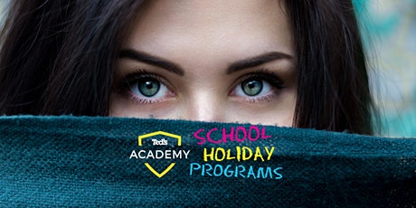 Creative Portraits I School Holiday Program (12 - 18yrs) I Sydney tickets