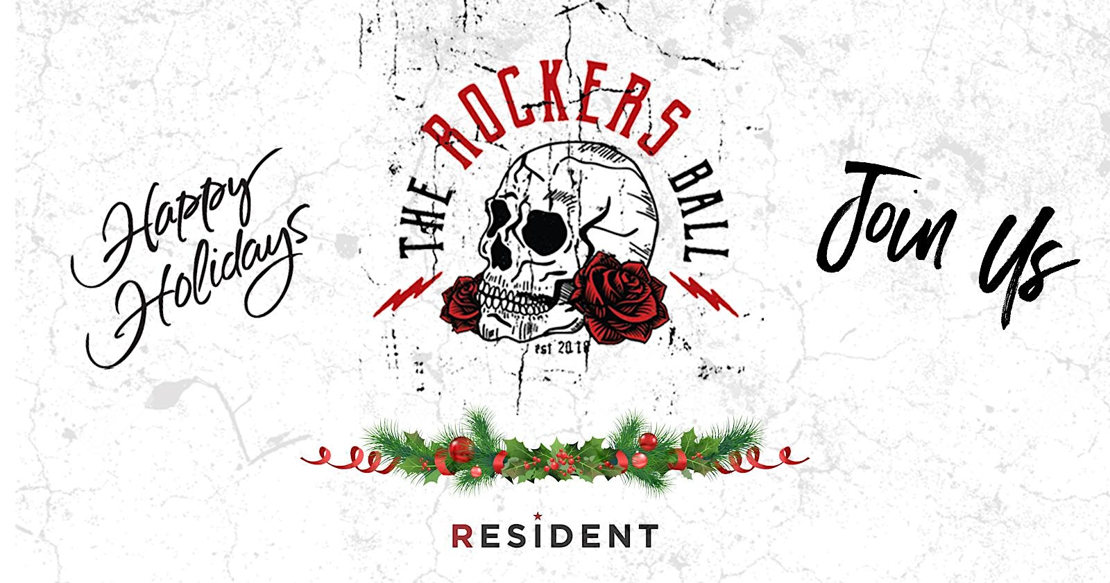 The Rockers Ball: Holiday Bash