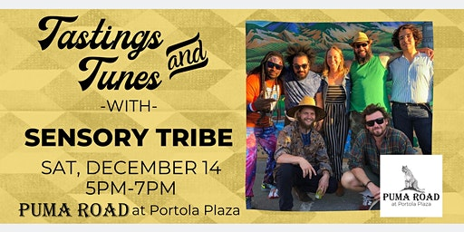 Live Music - Tastings & Tunes w/ Sensory Tribe