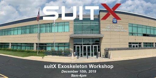 suitX Exoskeleton Workshop - Midwest Device Demonstration