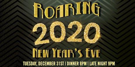 Roaring 20s New Year's Eve @ Blackfinn Ashburn tickets