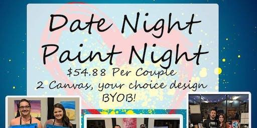 Date Night Paint Night