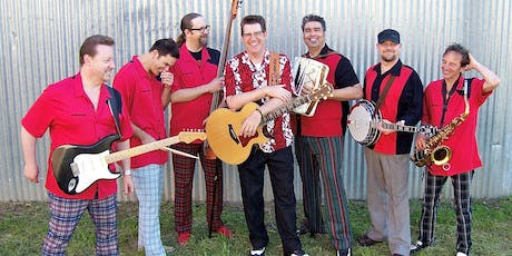 Antsy McClain & The Trailer Park Troubadours tickets