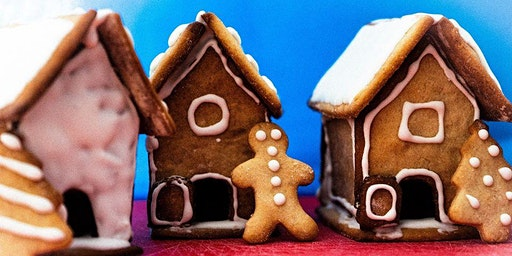 Build Gingerbread Houses to Support Afterschool Programs!