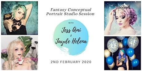 Fantasy Creative Portrait Workshop tickets