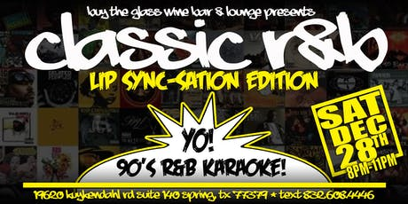 90's Karaoke | Lip Sync Edition  tickets