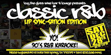 90's Karaoke | Lip Sync Edition  tickets