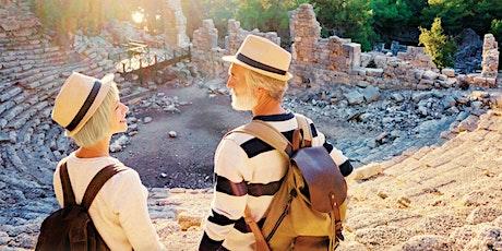 Seniors Festival: Fit for Travel Talk tickets