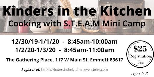 Kinders in the Kitchen Mini Camp