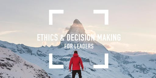 Ethics and Decision Making for Leaders - Sydney