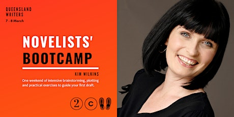 Novelists' Bootcamp with Kim Wilkins tickets