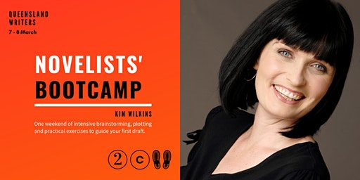 Novelists' Bootcamp with Kim Wilkins